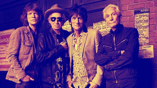 Rolling Stones: Peças Raras