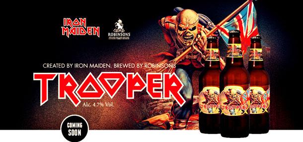 Que Tal Um Sabor Iron Maiden?