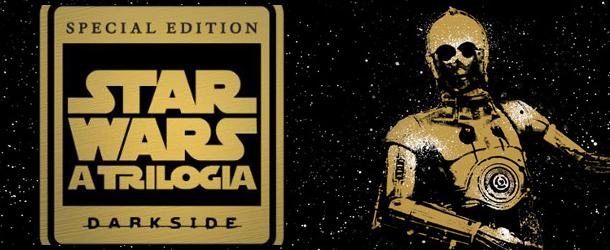 DarkSide® Books traz trilogia de Star Wars ao Brasil