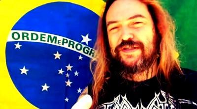 Max Cavalera Oferece Músicas De Apoio Aos Manifestantes
