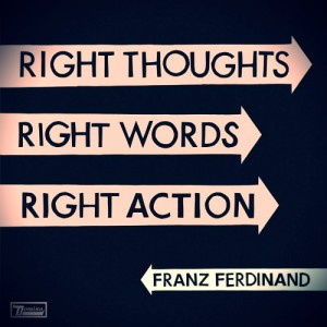 Franz Ferdinand – Nova Performance Do Single Love Illumination!