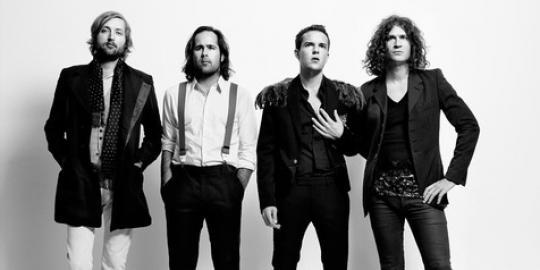 Som novo do The Killers estreia na 89