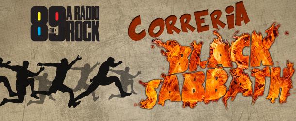 Correria black sabbath