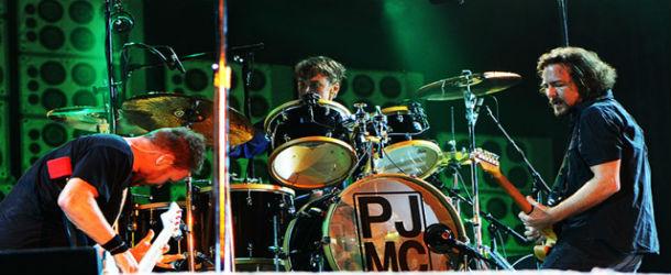 Pearl Jam tem o disco mais vendido da semana