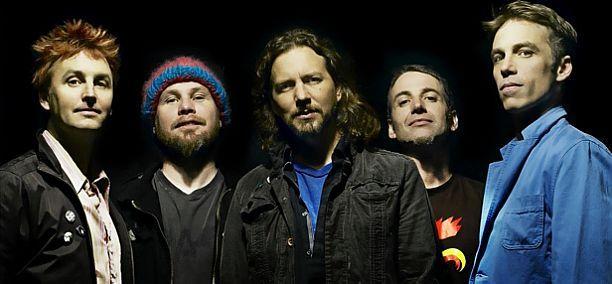 Pearl Jam fazendo cover do Van Halen
