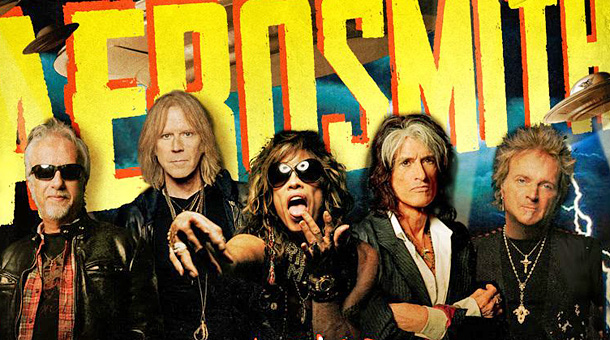 Show do Aerosmith chega aos cinemas