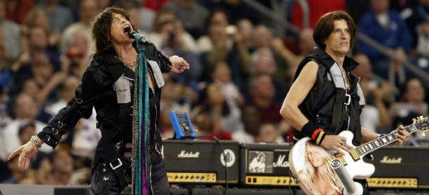 Aerosmith fala de amor ao Brasil em coletiva