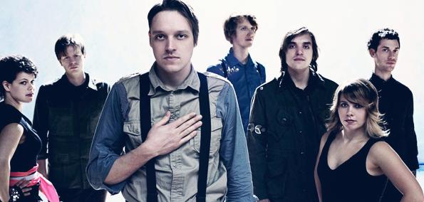 Arcade fire é destaque no prêmio YouTube de música