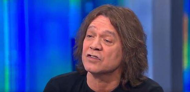 Vem aí a biografia não autorizada de Eddie Van Halen