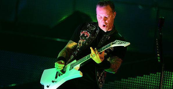 Metallica posta vídeo ensaiando para o Rock in Rio