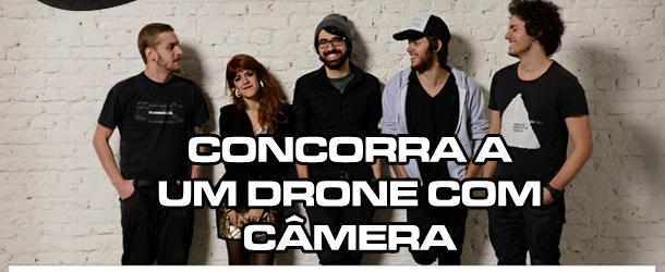 Ganhador da Promoção Drone Supercombo