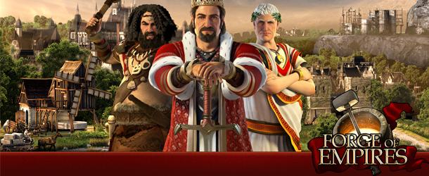Promoção Forge Of Empires