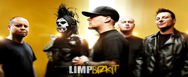 Limp Bizkit grava cover do Ministry