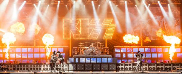 Kiss relança discos em vinil em 2014