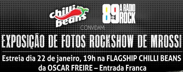 Fotógrafo dos grandes shows de rock inicia exposição em SP