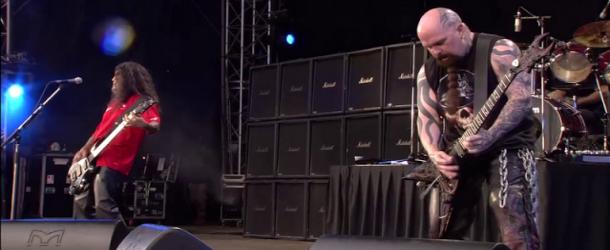 Slayer relança discos em vinil transparente