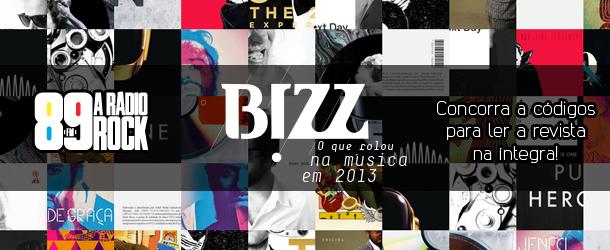 Promoção 89 Revista Bizz