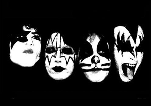 Kiss desiste de tocar no Hall da fama
