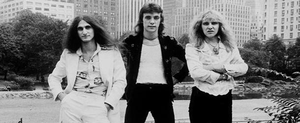 Rush prepara lançamento de documentário