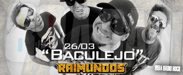 Lançamento 89: Raimundos – Baculejo