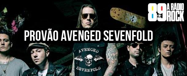 Provão Avegend Sevenfold