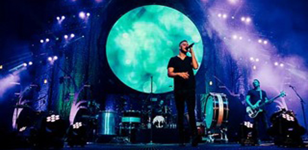 Imagine Dragons no IZOD Center, New Jersey