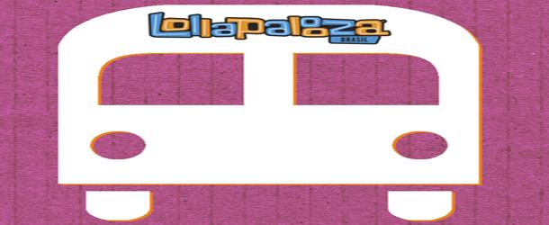 Linha de ônibus é criada exclusivamente para o Lollapalooza