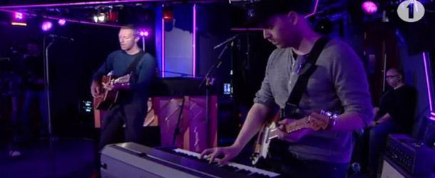 Coldplay mostra mais um som inédito