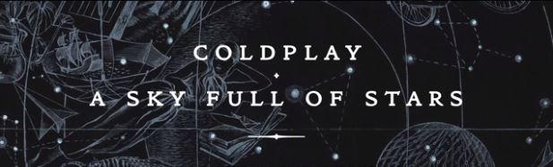 Ouça mais um som novo do Coldplay