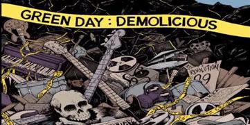 Green Day divulga música inédita