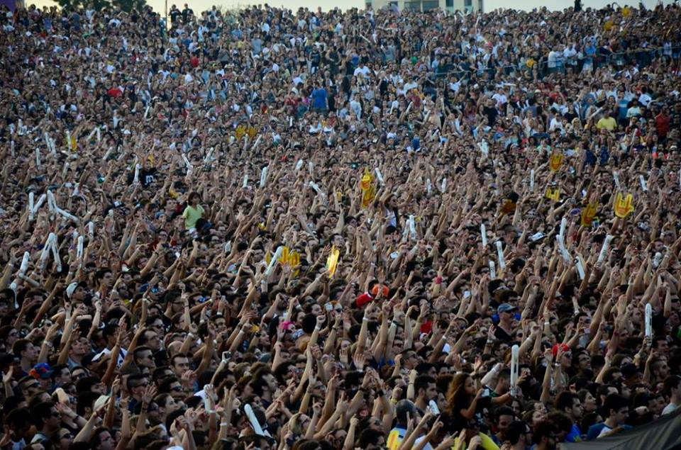 89 sorteia ingressos para o Lollapalooza 2015