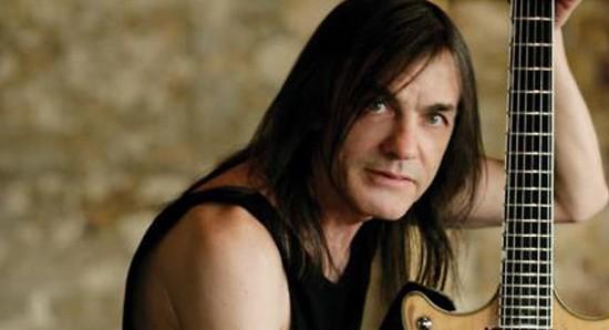 AC/DC confirma afastamento de Malcoln Young