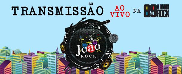 89 transmite João Rock direto de Ribeirão Preto