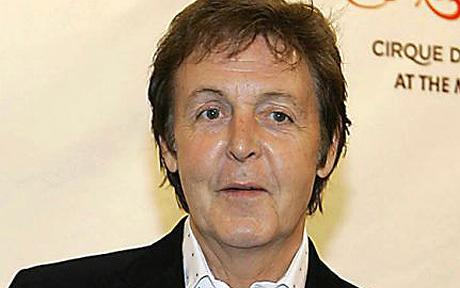 Paul McCartney é hospitalizado no Japão