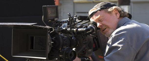 Ridley Scott está de projeto novo