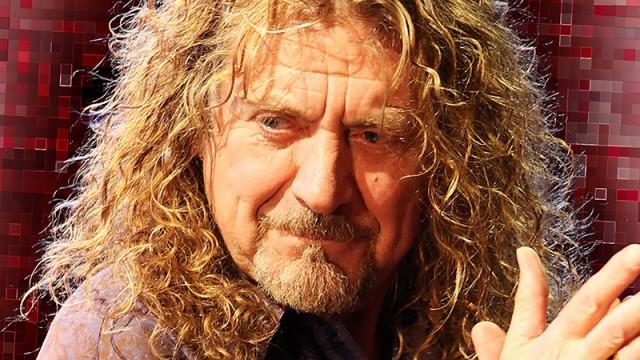 Ouça som novo de Robert Plant