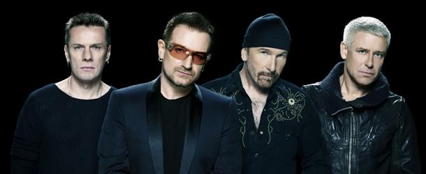 Novo disco do U2 sai ainda este ano