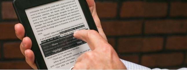 """Amazon lança a """"NetFlix"""" dos livros"""