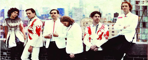 Arcade Fire faz cover do Creedence