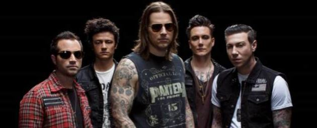 Avenged Sevenfold é disco de ouro