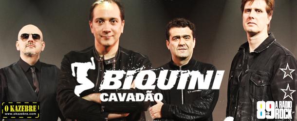 Biquini Cavadão promete show memorável no Kazebre