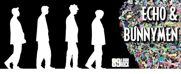 Echo And The Bunnymen em SP é promoção exclusiva 89