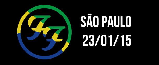 Foo Fighters em São Paulo é promoção exclusiva 89