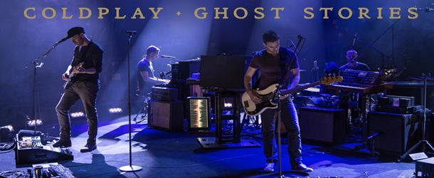 Coldplay anuncia disco ao vivo