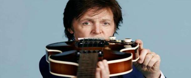 Ouça parceria entre Paul McCartney e John Bonham