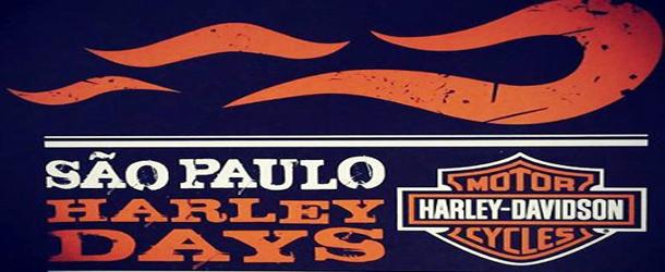 São Paulo Harley Days celebra estilo de vida rock´n' roll
