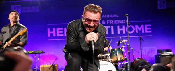 U2 anuncia que fará turnê 2015 em casas fechadas