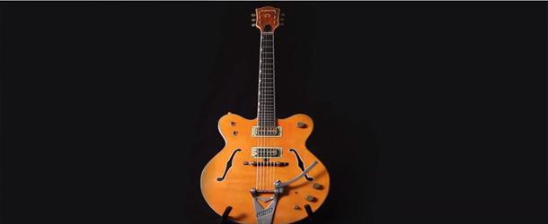 """Vai a leilão guitarra usada por John Lennon na gravação de """"Paperback Writer"""""""