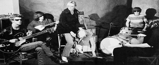 Velvet Underground divulga faixa de reedição do disco de estreia