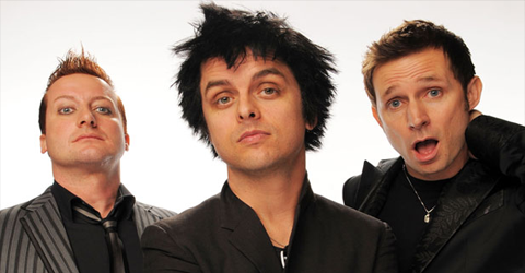 Green Day entra para o Rock and Roll Hall of Fame.